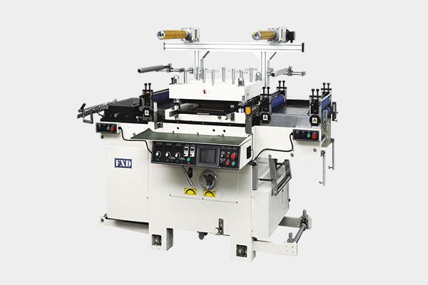 F系列全自动高速模切机丨中大尺寸模切机丨双面胶模切机